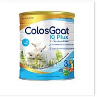 3 Hộp Sữa dinh dưỡng COLOSGOAT IQ PLUS 3 - 900g