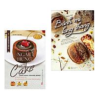 Combo Bánh Mì Lang Thang + Kỹ Thuật Làm Bánh Ngọt - Ngẫu Hứng Cùng Cake