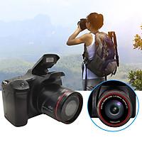 Máy ảnh kĩ thuật số chuyên nghiệp zoom lấy nét 16x độ phân giải 1280x720 hỗ trợ khe cắm thẻ nhớ và 4 pin AA