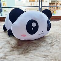 Gấu trúc Panda nằm nhồi bông siêu mềm size 45cm