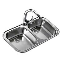 Chậu rửa inox TEKA STYLO 2B (2C)