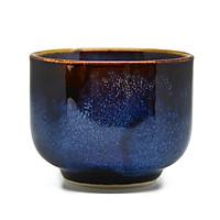 02 Cốc thấp Đông Gia - xanh sóng biển 8094. Short Tea cup