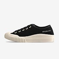 Giày Domba LINING CANVAS màu Đen (Black) M-5131