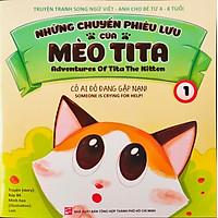 Bộ sách Những Chuyến Phiêu Lưu của Mèo Tita
