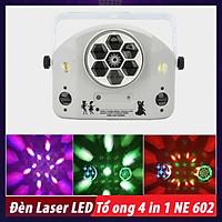 Đèn Laser LED Tổ ong 4 in 1 NE 602