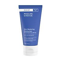 Kem Chống Nắng Dưỡng Ẩm Phục Hồi và Làm Sáng Da Paula's Choice Resist Skin-Restoring Moisturizer SPF50 60ml