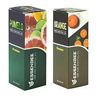 Combo Tinh dầu Cam và Tinh dầu Bưởi - Essenbee (30ml/chai)
