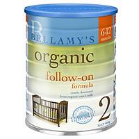 Sữa Bột Bellamy's Organic Số 2 (900g)