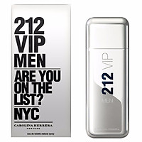Nước Hoa Nam Carolina Herrera 212 Vip Men Edt 100Ml