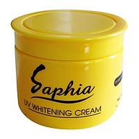Kem dưỡng trắng da toàn thân 100gr - Saphia UV Whitening Cream