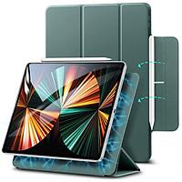 Bao Da Dành Cho iPad Pro 11 inch 2021 và iPad Pro 12.9 inch 2021 ESR Rebound Magnetic Slim Case - Hàng Nhập Khẩu