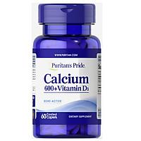 Thực phẩm bảo vệ sức khỏe Calcium 600 with vitamin D
