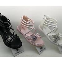 Sandal bé gái size đại 31-36 thời trang xinh xắn