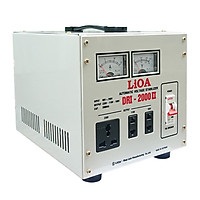 Ổn áp 1 pha LiOA DRI-2000 II