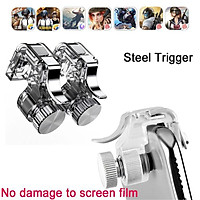 1 Pair Of R11 Game Trigger Mobile Phone Gamepad Joystick Button Controller
