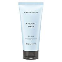 Sữa Rửa Mặt Innisfree My Makeup Cleanser Creamy Foam - 175ml