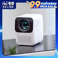 xiaomi Mijia Wanbo Máy chiếu T2Trang chủ HD Nhỏ Di động Phòng ngủ Nhỏ Máy chiếu Tường Phòng ngủ Tập thể