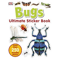 Ultimate Sticker Book Bugs
