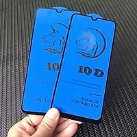 Kính Cường Lực Cho Samsung A70 Full viền 10D (1 kính cường lực + Bộ vệ sinh màn hình)
