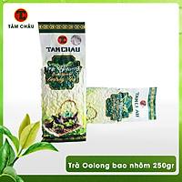 TRÀ OOLONG (Ô LONG O LONG ) BAO NHÔM 250GR - Tâm Châu