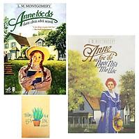 Combo Anne Tóc Đỏ Và Ngôi Nhà Mơ Ước và Anne Tóc Đỏ Dưới Chái Nhà Xanh ( Tặng Kèm Sổ Tay Xương Rồng)