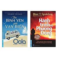 Sách Kỹ Năng/Tâm Lý Hay: Tìm Bình Yên Giữa Vạn Biến + Hành Trình Về Phương Đông (Sách kỹ năng cân bằng cuộc sống)
