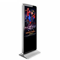 màn hình lcd quảng cáo chân đứng 43 inch