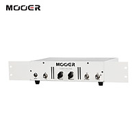 MOOER TUBE ENGINE 20W Tube Power Amp Amplifier Hi/Low Gain Input Metal Shell with Carry Handle Rack Mounting Lugs3-Band