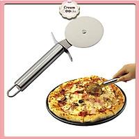 Dụng cụ cắt pizza bằng inox lưỡi nhỏ