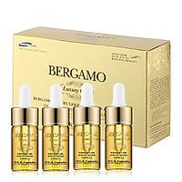 Bộ Tinh Chất Dưỡng Chống Nhăn Và Làm Sáng Da Bergamo Luxury Gold Collagen Serum & Caviar Geo (52ml)
