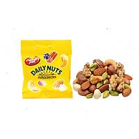 Hạt dinh dưỡng hỗn hợp Daily nuts 25g DAN.D.PAK,HÀNG XUẤT KHẨU,KHÔNG CHẤT BẢO QUẢN,HỖ TRỢ ĂN KIÊNG,GIẢM CÂN