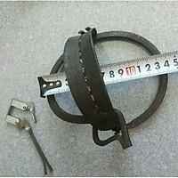 Bẫy chuột răng 14cm đến 18cm tặng kèm nẫy gài / Bẫy cạm thú bẫy kẹp lớn