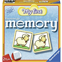 Trò chơi luyện trí nhớ 24 thẻ RAVENSBURGER RV211296