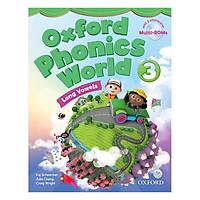 Oxford Phonics World 3 Student's Book & MultiRom Pack