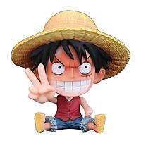 Mô Hình Monkey D. Luffy Chibi Say Hi - One Piece
