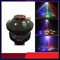 Đèn Cầu Laser Led Mắt ong NE 184