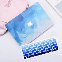 Ốp case dành cho macbook kèm tấm phủ bàn phím siêu đẹp - Hàng chính hãng