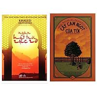 Combo 2 cuốn văn học kinh điển về những số phận khắc khổ: Ngàn Mặt Trời Rực Rỡ + Cây Cam Ngọt Của Tôi