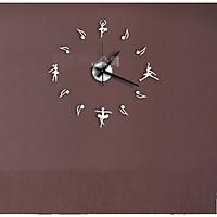 Đồng hồ số mica mẫu KHIÊU VŨ A3