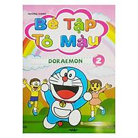 Bé Tập Tô Màu Doraemon (Tập 2)