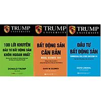 Combo 3 Cuốn Sách Kinh Điển Về Đầu Tư Bất Động Sản ( 100 Lời Khuyên Đầu Tư Bất Động Sản Khôn Ngoan Nhất + Đầu Tư Bất Động Sản + Bất Động Sản Căn Bản ) (Tặng Notebook tự thiết kế)