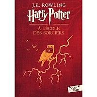 Tiểu thuyết thiếu niên tiếng Pháp: Harry Potter - Tome 1 - Harry Potter à l'école des sorciers