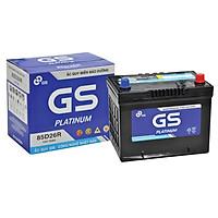 Bình ắc quy miễn bảo dưỡng GS MF 85D26R