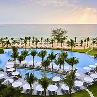Gói 4N3Đ Movenpick Resort Waverly 5* Phú Quốc - Phòng Hướng Biển, Đón Tiễn Sân Bay, Miễn Phí 02 Trẻ Em Dưới 12 Tuổi