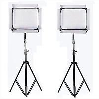 Bộ 2 đèn led bảng Studio 280w D-2000II Yidoblo hàng chính hãng.