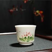 Chén uống trà Cảnh Đức Trấn sm 003