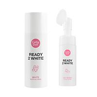 Bộ Sản Phẩm Dưỡng Trắng Cathy Doll Ready 2 White White Boosting Cream 75ml