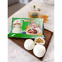 Bánh Bao Nhân Chay - 400g