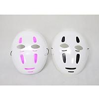 combo 2 Mặt nạ nhựa Vô diện hóa trang HLW-MN-58 MÀU ĐEN