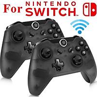 1 Pcs or 2 Pcs Wireless Pro Controller Gamepad Joypad Remote